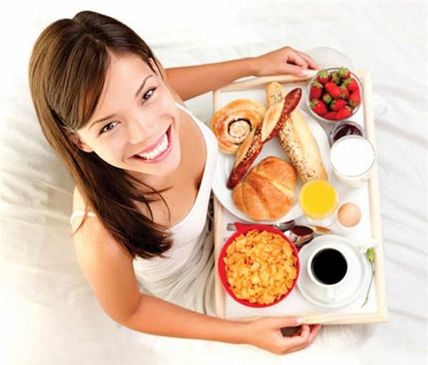 Những lý do mọi người không nên bỏ bữa sáng 1