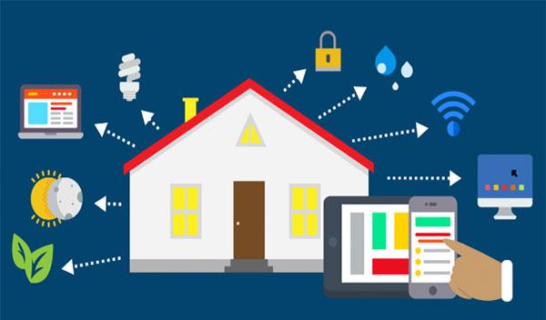 Bạn có thể dễ dàng kiểm soát đồ gia dụng ngay cả khi không ở trong nhà