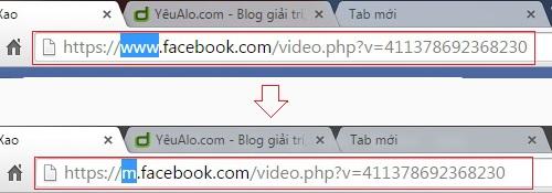 Cách tải video từ facebook về máy tính đơn giản