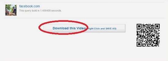 Cách tải video trên facebook về máy tính với chất lượng HD