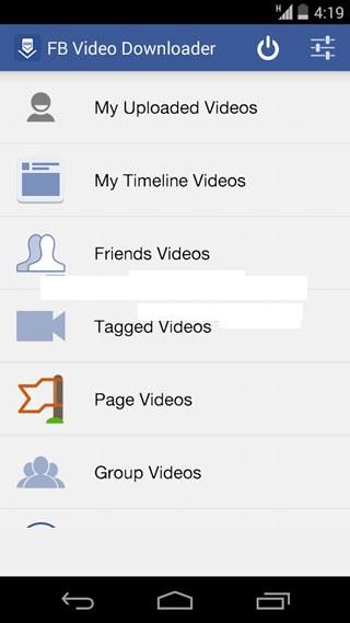 Hướng dẫn cách tải video trên Facebook về điện thoại
