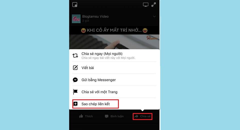 cách tải video từ facebook về điện thoại