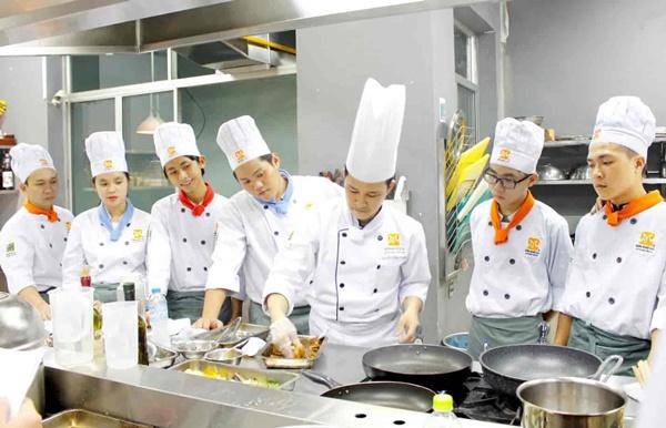 Du học Hàn Quốc ngành ẩm thực sẽ biến bạn thành một đầu bếp thực thụ
