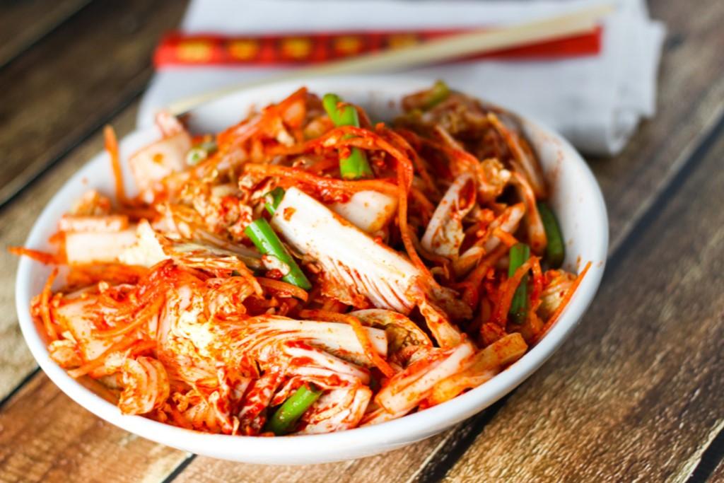 Hàn Quốc nổi tiếng nhất với món kim chi trứ danh