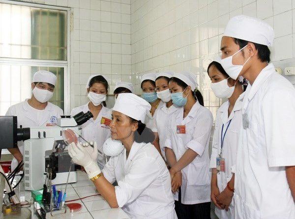 các trường cao đẳng y dược ở tphcm