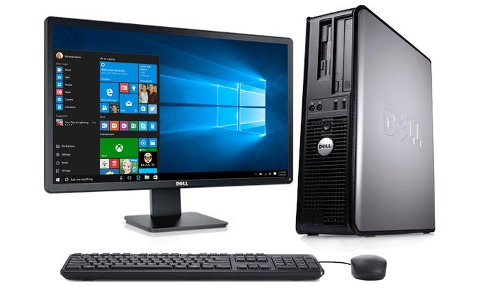 Máy tính văn phòng Dell